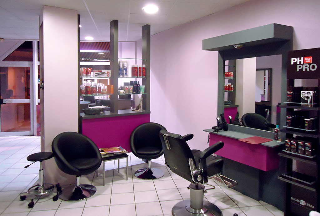 Decoration Salon De Coiffure Moderne