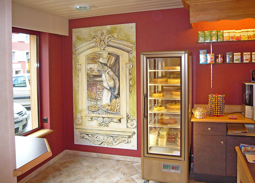 Patisserie Meuble Decoration : Mourot agencement � boulangerie