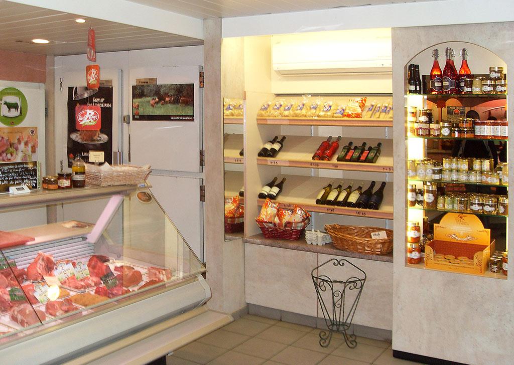 Mourot agencement boucherie for Agencement cuisine traiteur