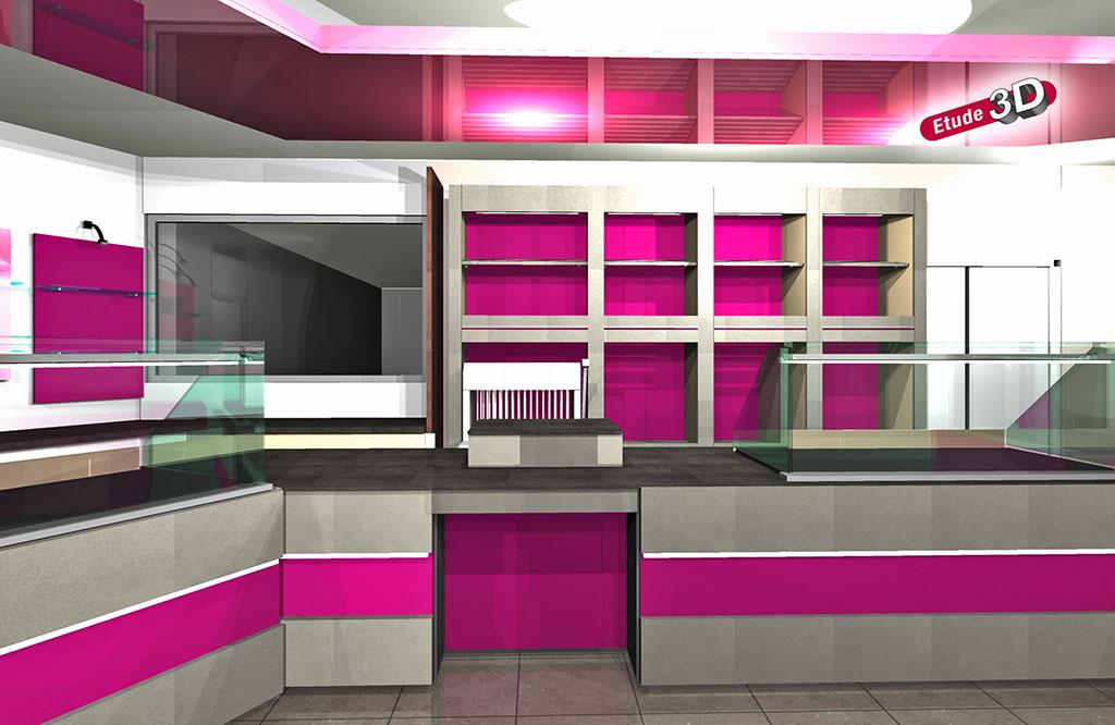 mourot agencement boulangerie. Black Bedroom Furniture Sets. Home Design Ideas