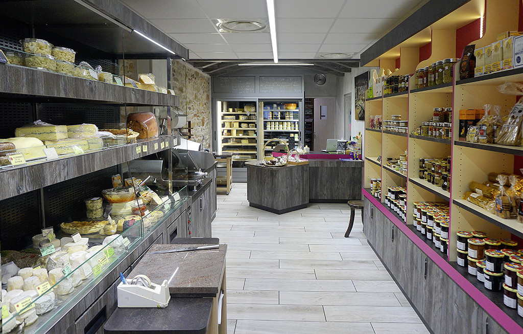 Mourot Agencement Fromagerie